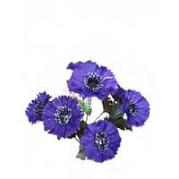 """Букет искусственных цветов """"Маки"""" (50 шт)"""
