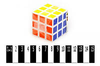 Кубик-Рубик  (кульок) 0937D р.4,6Х4,6 см./600/
