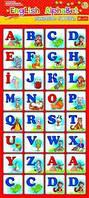 Магнітна абетка English Alphabet