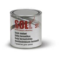 SOLL Клей герметик Seam sealant наносимый кистью, для швов, серый
