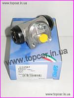 Тормозной цилиндр сцепления робочий Renault Kango I Samko Италия C12587