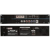 Трансляционный усилитель высокого класса надежности Big PA4ZONE240 MP3/FM 4-х зонный