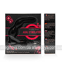 Baile Анальный Массажер Качественный Стимулятор простаты для Мужчин Baile Super Anal Stimulator Оригинал