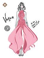 Схема МИЛЕДИ CЛ-3283 Дом Моды Versace