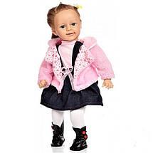 TG Кукла 1048052 R/MY 041, интерактивная, 60 см, понимает фразы, отвечает, знает английский, русский чип, фото 3
