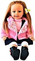 TG Кукла 1048052 R/MY 041, интерактивная, 60 см, понимает фразы, отвечает, знает английский, русский чип, фото 2