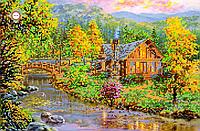 Схема МИЛЕДИ СЛ-3082 Золотая осень