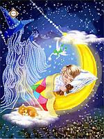 Схема МИЛЕДИ СЛ-3216 Волшебных снов
