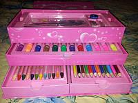 Детский набор для рисования в чемоданчике 54 предмета Art Set, фото 1