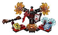 Конструктор Nexo Knights 10513 Генерал Магмар - Абсолютная сила (аналог Lego 70338)