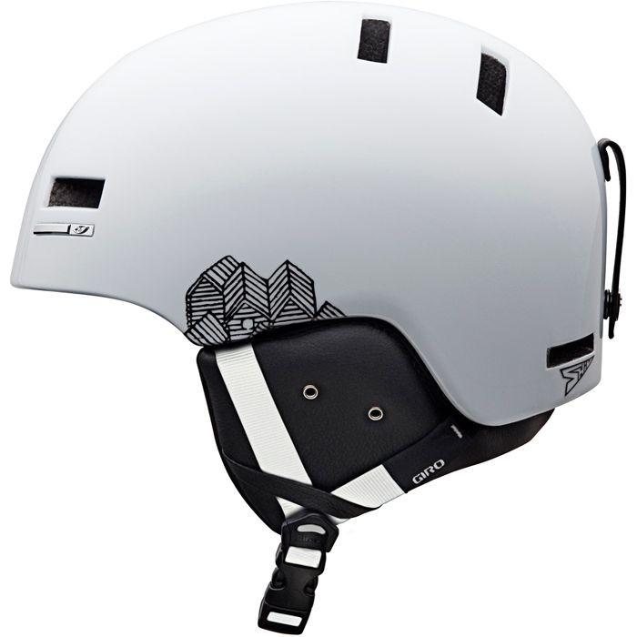 Горнолыжный шлем Giro Capter 2, белый Roofs (GT)