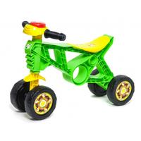 Ролоцикл, зеленый