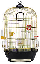 Ferplast DIVA Золото Клетка круглая для маленьких экзотических птиц