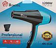 Фен для волос Domotec MS-9120 1200W, фото 3