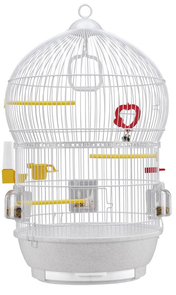 Ferplast BALI кругла Клітка для маленьких екзотичних птахів