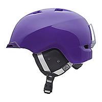 Горнолыжный шлем Giro Capter 2, фиолетовый Barney (GT)