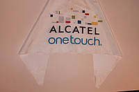 Косынка из ткани, нанесение лого
