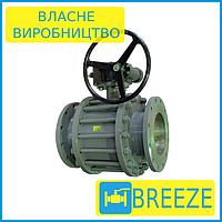 Кран 11с341п Ду100-400 (з редуктором) вода, газ, нафтопродукти