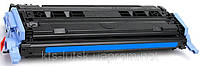 Картридж Q6001A для HP 2600 б.у. первопроходный