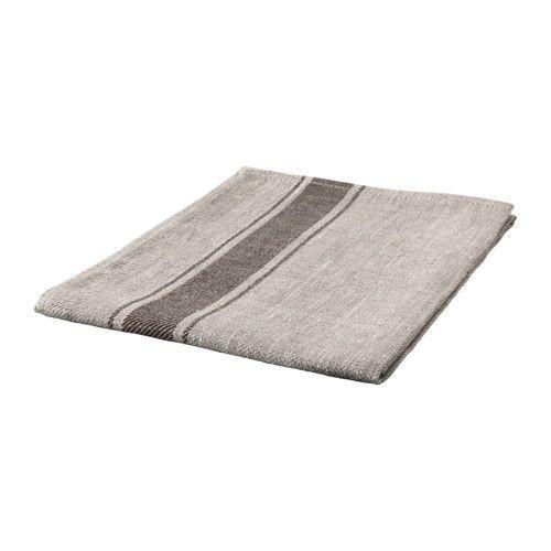 "IKEA ""ВАРДАГЕН"" Полотенце кухонное, бежевый, 50x70 см"