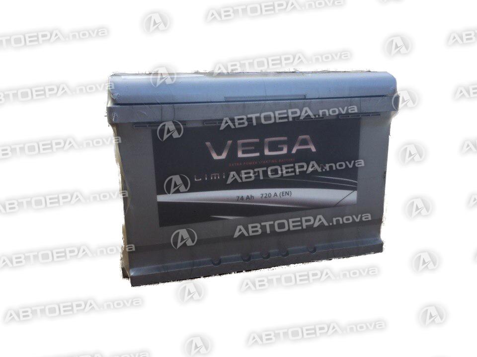 Акумулятор VEGA Premium 74Ah 720A (0)
