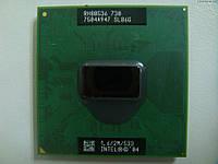 Процессор для ноутбука Intel® Pentium® M 730 (SL86G) бу