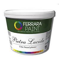 Декоративная штукатурка Pietra Lucida (14 кг)