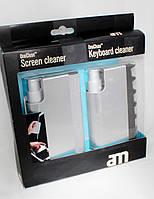 Набор чистящий AMDenmark One Clean для экрана и клавиатуры