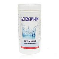 Химия для бассейна Delphin pH-минус 1,5 кг