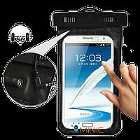 Водонепроницаемый чехол для смартфонов до 5.5 '' с разъемом для наушников Bingo