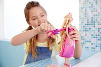 Барби Сказочно длинные волосы розовая Barbie Endless Hair Kingdom Princess