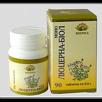 При анемии, аллергии - Люцерна - биол