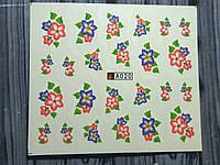 Слайдер-дизайн №А020  (водные наклейки)