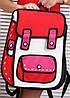 Мультяшные 2Д 2D рюкзаки, фото 5