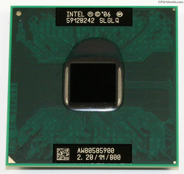 Процессор Intel Celeron  2.2GHz SLGLQ бу