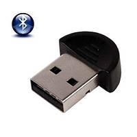 Адаптер беспроводной связи Bluetooth, мини адаптер, блютус USB адаптер