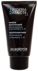 Academie Мультивитаминная маска,75 мл - Эксперт-программа Derm Acte