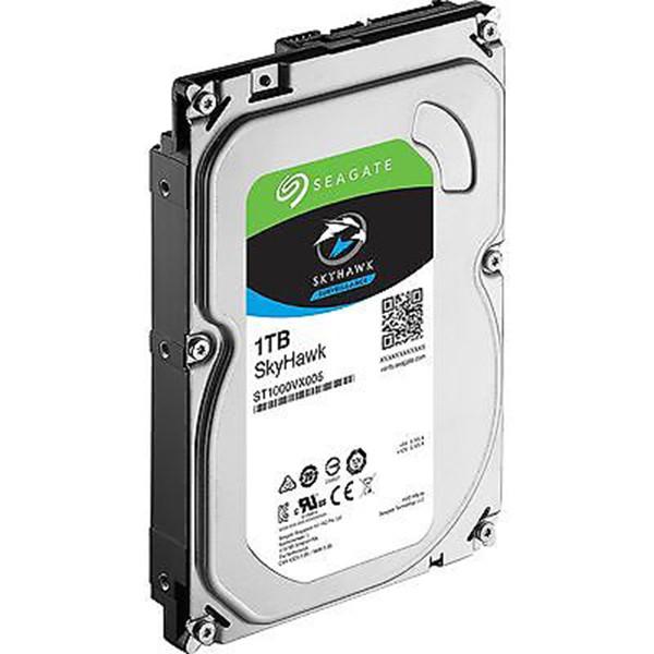 Жесткий диск для компьютера 1 Тб Seagate SkyHawk Surveillance, SATA 3,