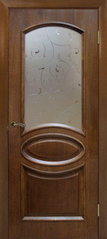 """Межкомнатные двери """"Лаура СС Классик"""""""