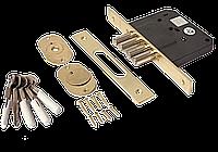 Замок врезной Apecs 97-К-G 99 (990)5 ключей