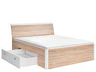 MARS LOZ/160 кровать BRW