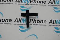 Боковая заглушка для мобильного телефона Sony D5803 Xperia Z3 Compact Mini/D5833 Xperia Z3 Compact Mini черная