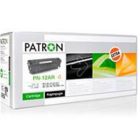 Картридж Patron (PN-12AR) HP LJ 1010/1015/1020/1022/3015/3030/M1005/M1319f Black (аналог Q2612A)