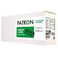 Картридж Patron (PN-83AGL) HP LJ M201dw/M125a/M127fn/M225dn Black (аналог CF283A) Green Label