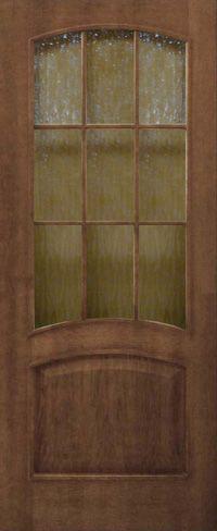 """Межкомнатные двери """"Капри ПО (кора бронза)"""""""