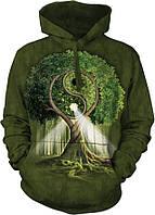 3D-толстовка THE MOUNTAIN-YIN YANG TREE (унисекс)