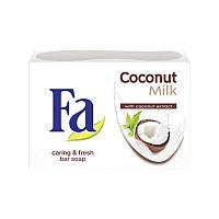 Мило - крем FA coconut milk 100 г