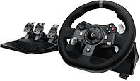 Руль Logitech G920 Driving Force PC/Xbox One Black (941-000124)