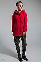 Пальто З-26 Красный