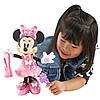 Fisher-Price Велика Інтерактивна Мінні Маус Disney Minnie Mouse Bloomin